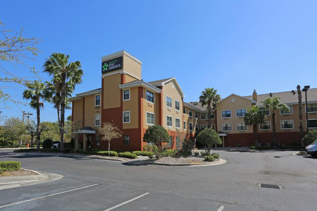 Extended Stay America Suites - Tampa - Airport - Spruce Street