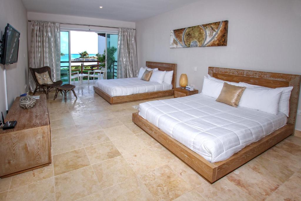 Studio with Ocean View Punta Palmera Cap Cana by Essenza Retreats