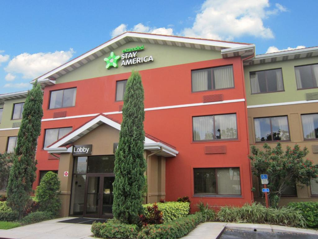 Extended Stay America Suites - Fort Lauderdale - Cypress Creek - NW 6th Way