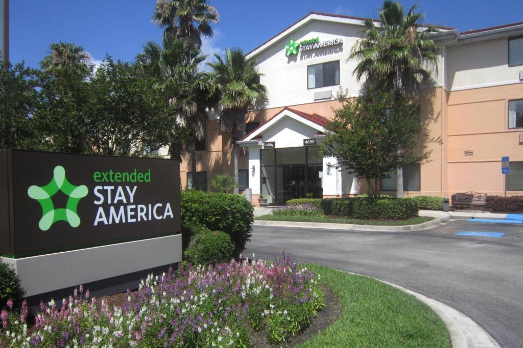 Extended Stay America Suites - Jacksonville - Lenoir Avenue South