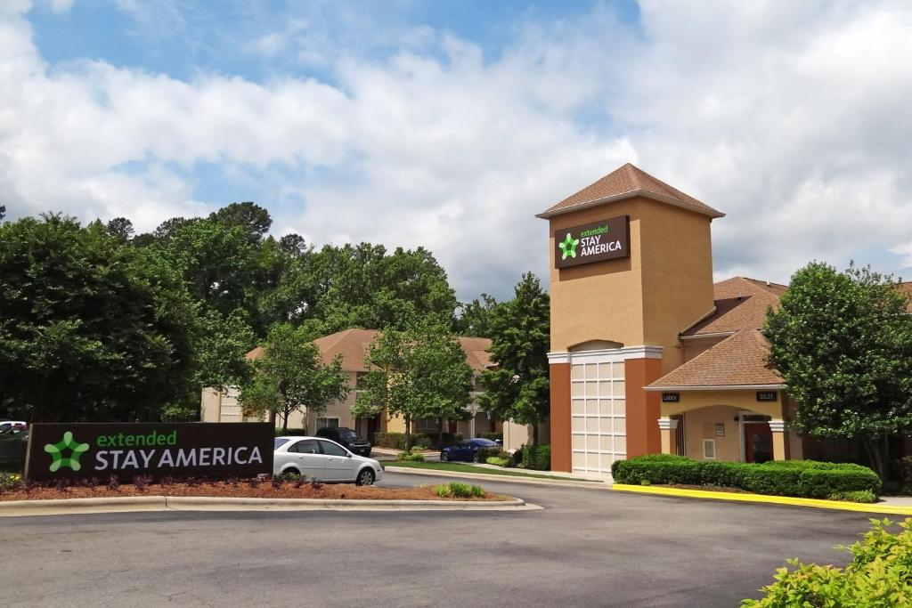 Extended Stay America Suites - Raleigh - North Raleigh - Wake Forest Road