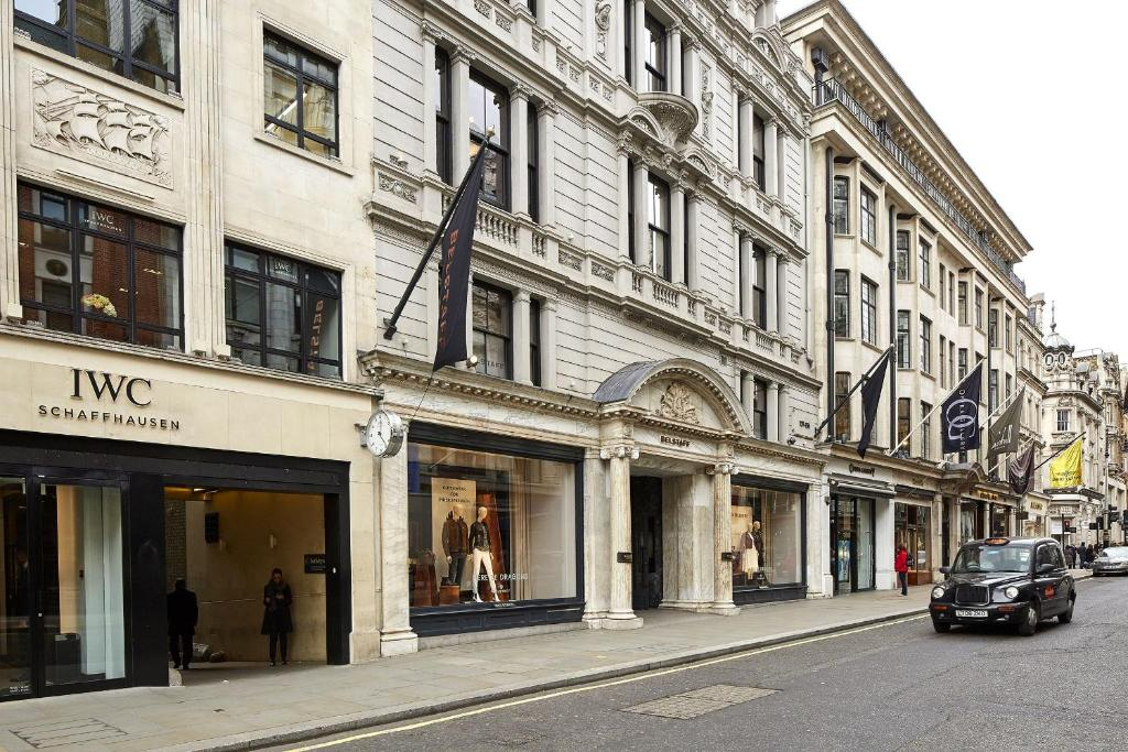 The Westbury A Luxury Collection Hotel Mayfair London