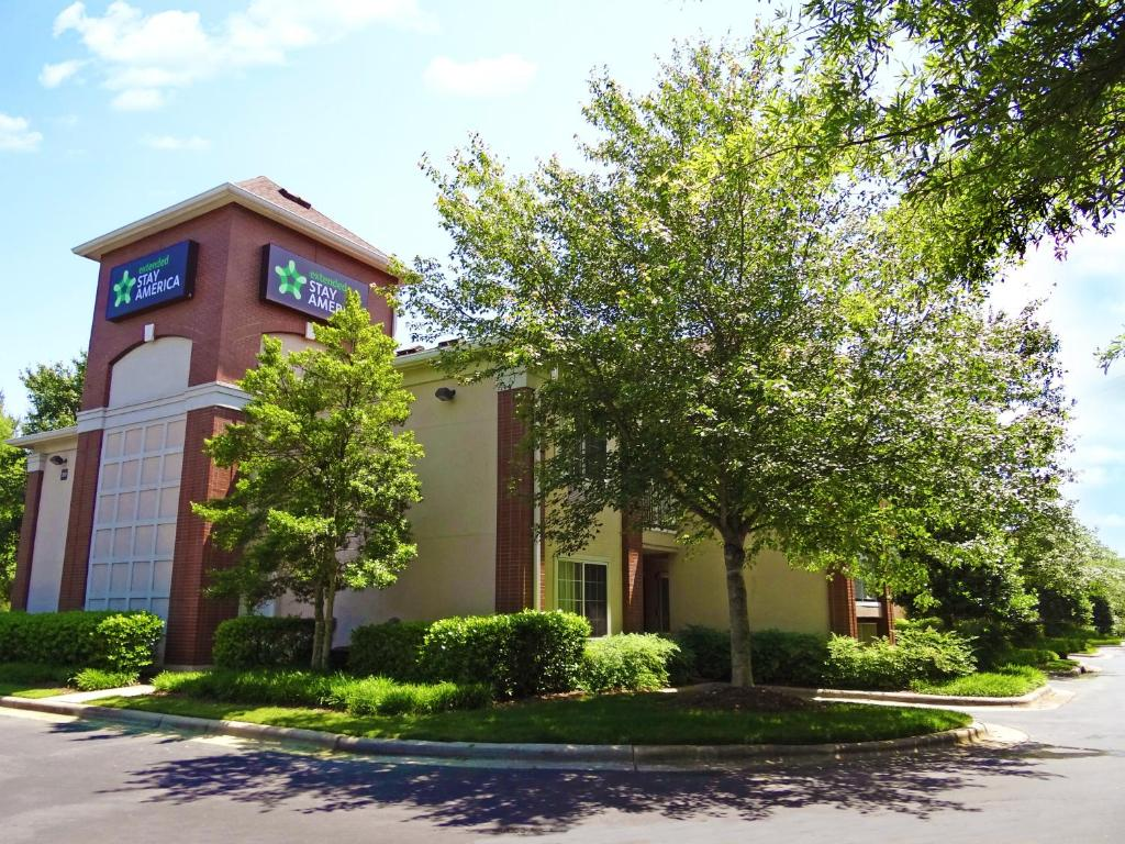 Extended Stay America Suites - Durham - University - Ivy Creek Blvd
