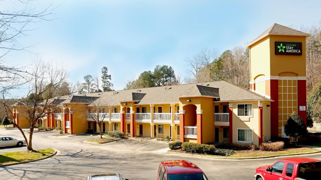 Extended Stay America Suites - Raleigh - Crabtree Valley