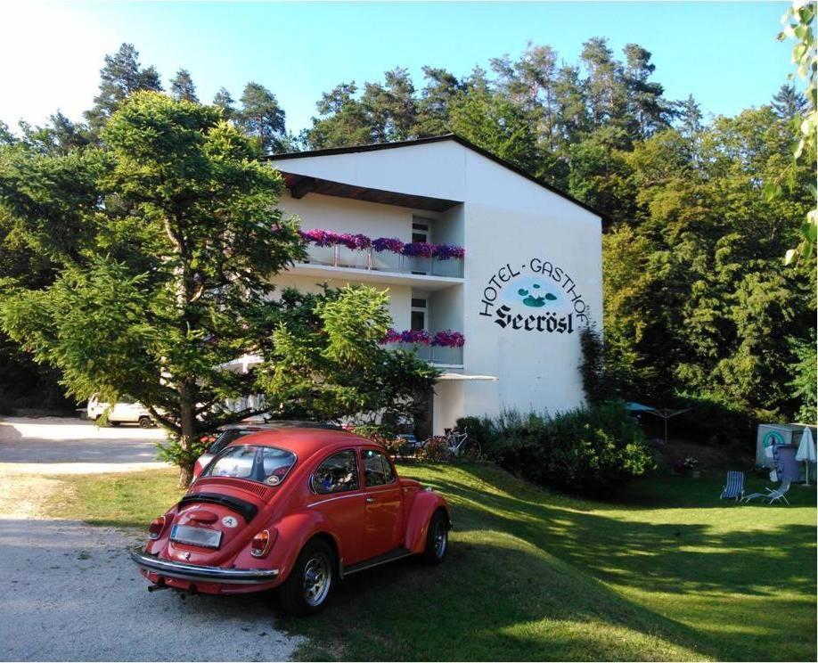 Hotel Garni Seerösl, 9201 Krumpendorf am Wörthersee