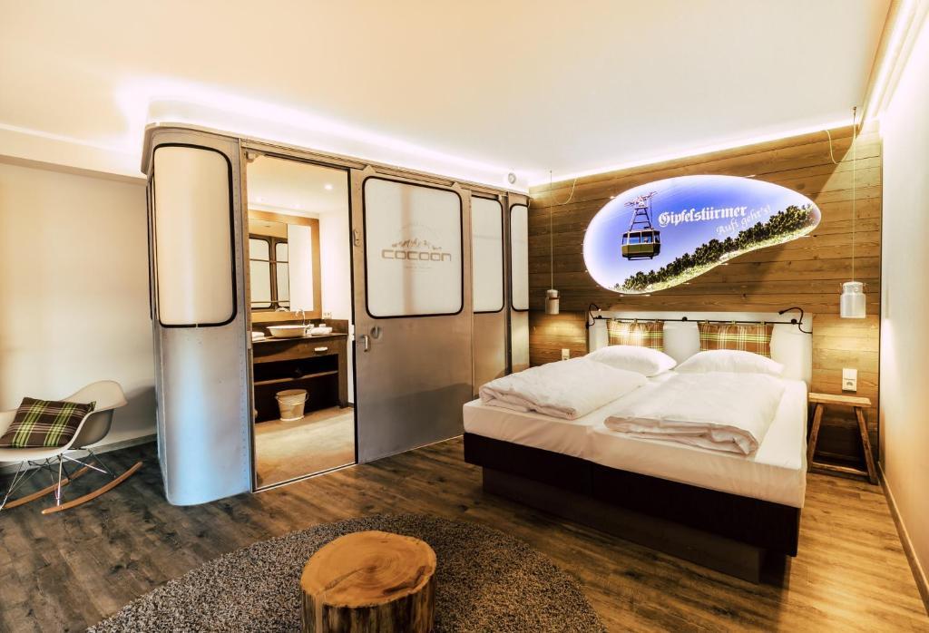 cocoon hauptbahnhof r servation gratuite sur viamichelin. Black Bedroom Furniture Sets. Home Design Ideas