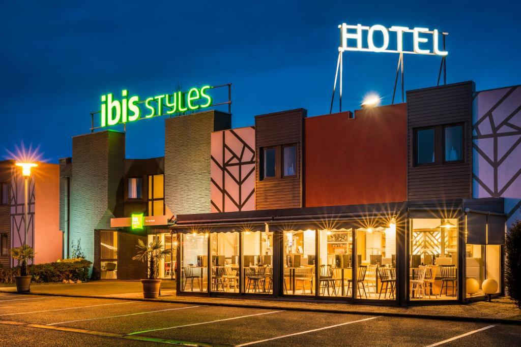 Ibis Hotel Rouen France