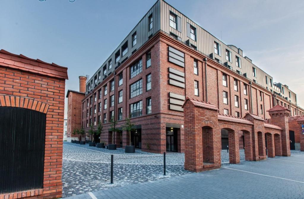 noclegi Kraków P&J Apartments Lubicz