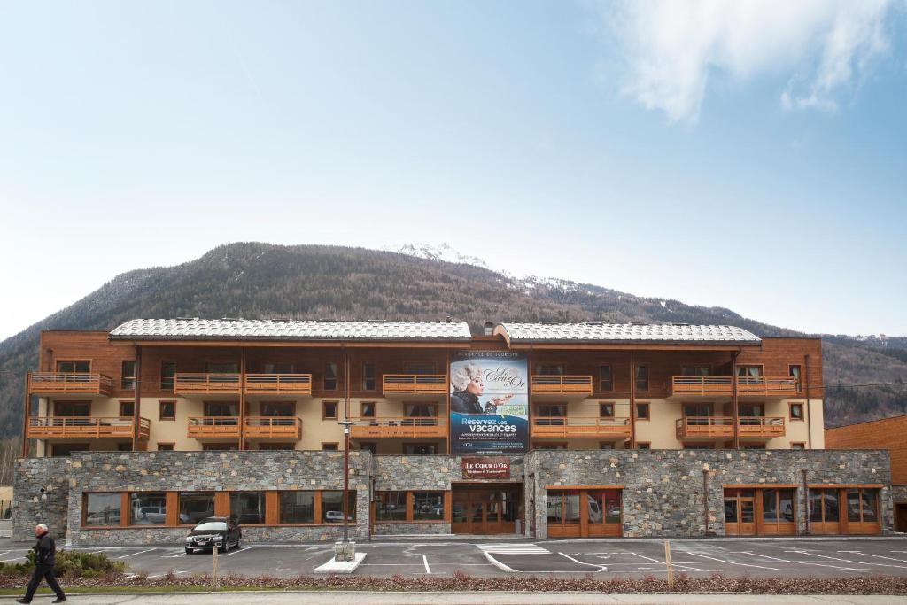 Hotel F Bourg Saint Maurice