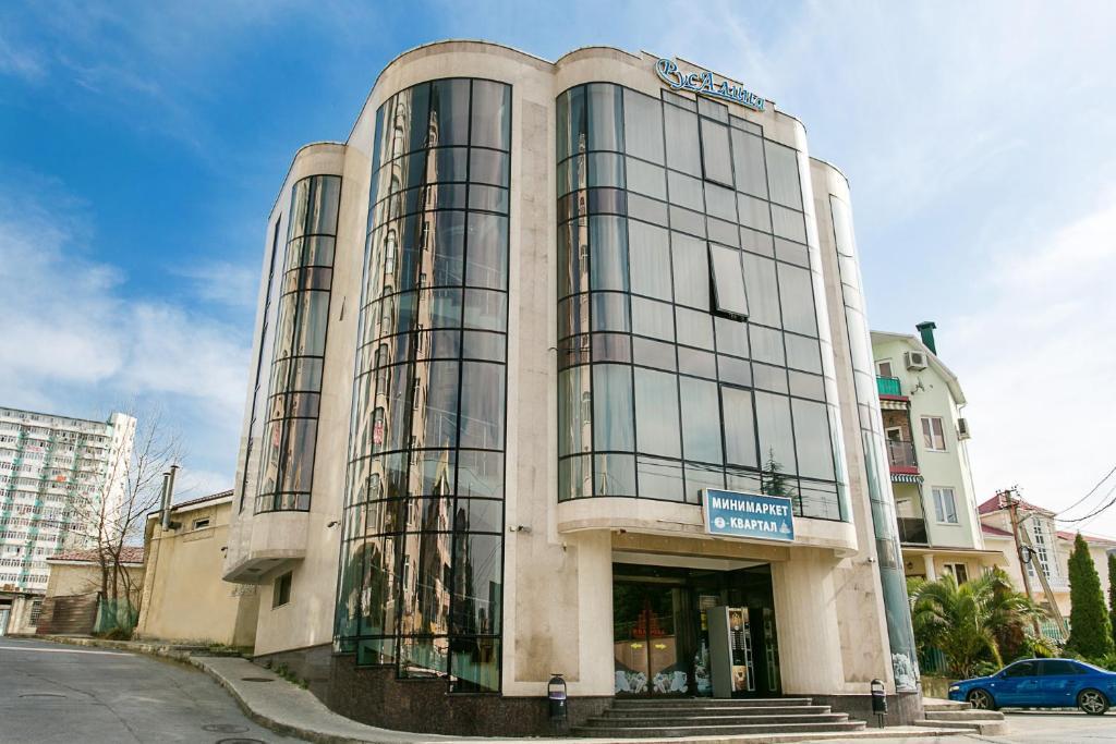 Mini-hotel Rusalina