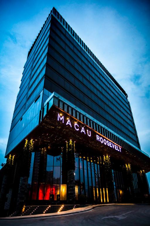 The Macau Roosevelt Hotel