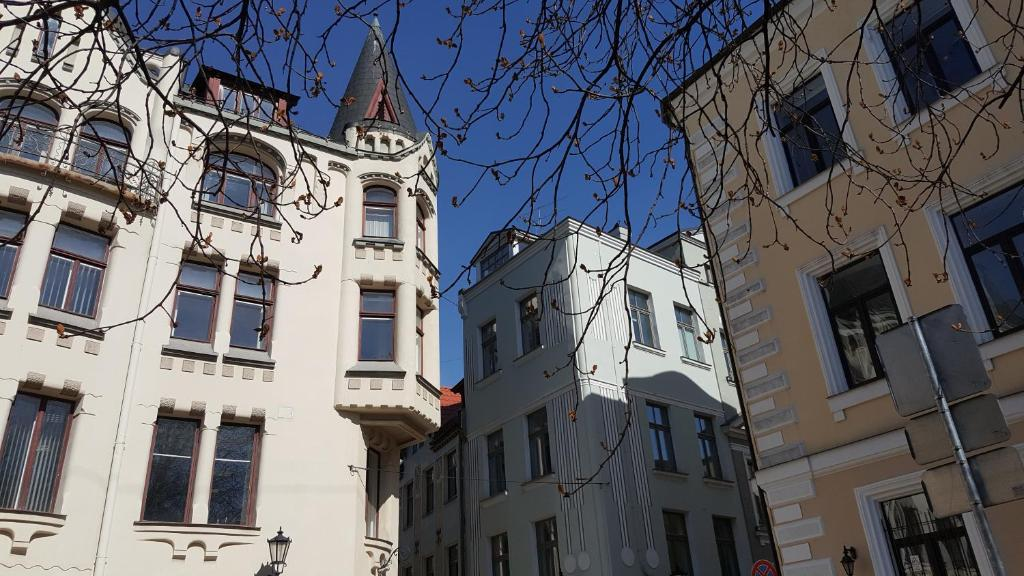 City Inn Riga Apartment, Old Town Liberty promenade with parking