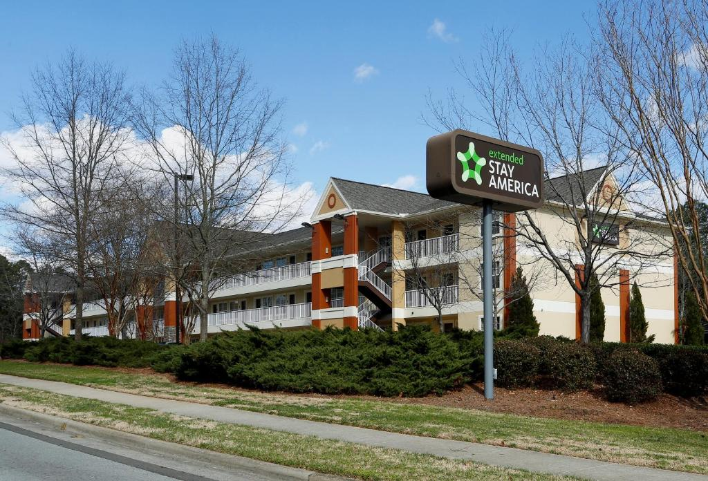 Extended Stay America Suites - Durham - University