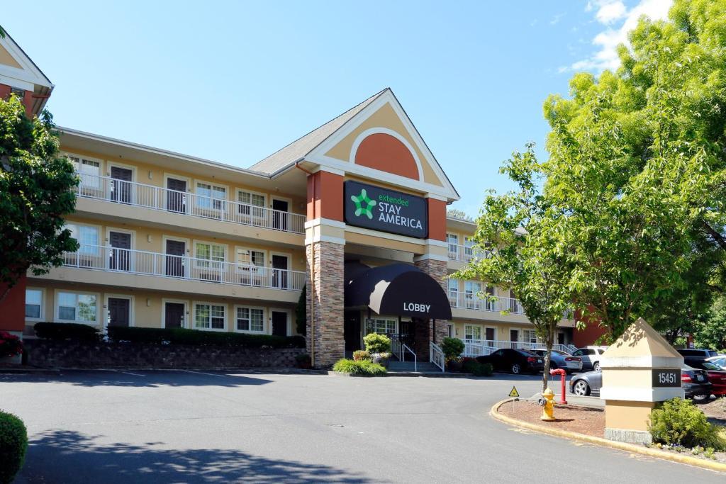 Extended Stay America Suites - Seattle - Tukwila