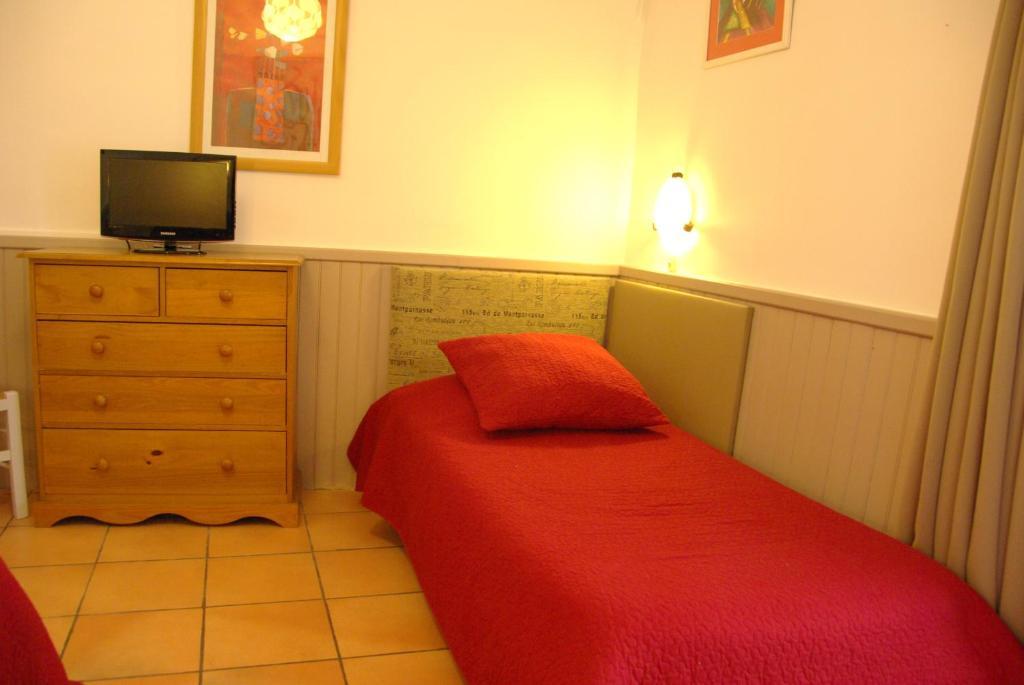 Hotel La Source Villeneuvette France