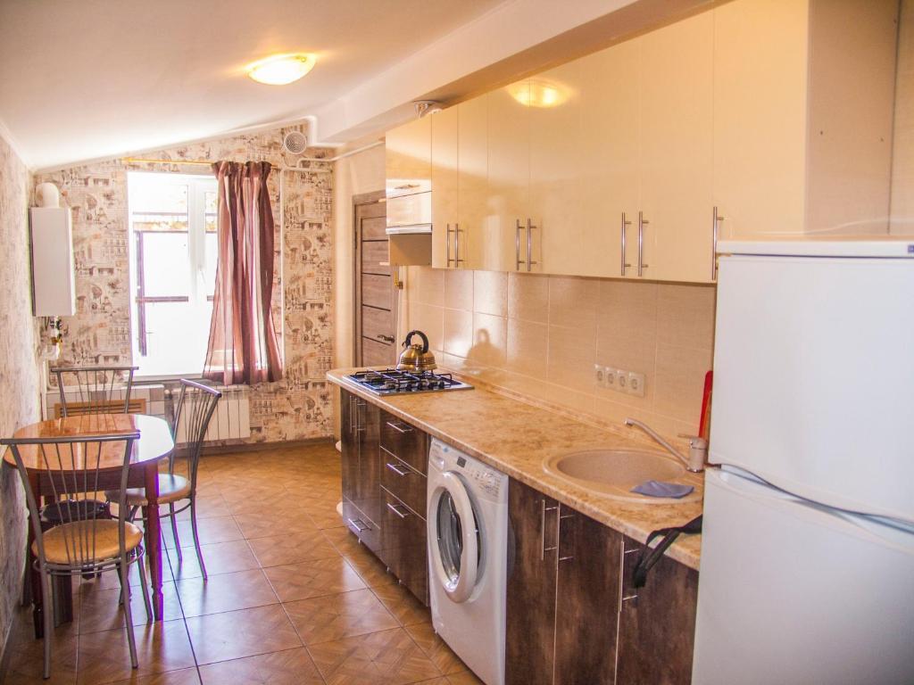 Apartment on 4-ya Novoselovskaya liter 4A