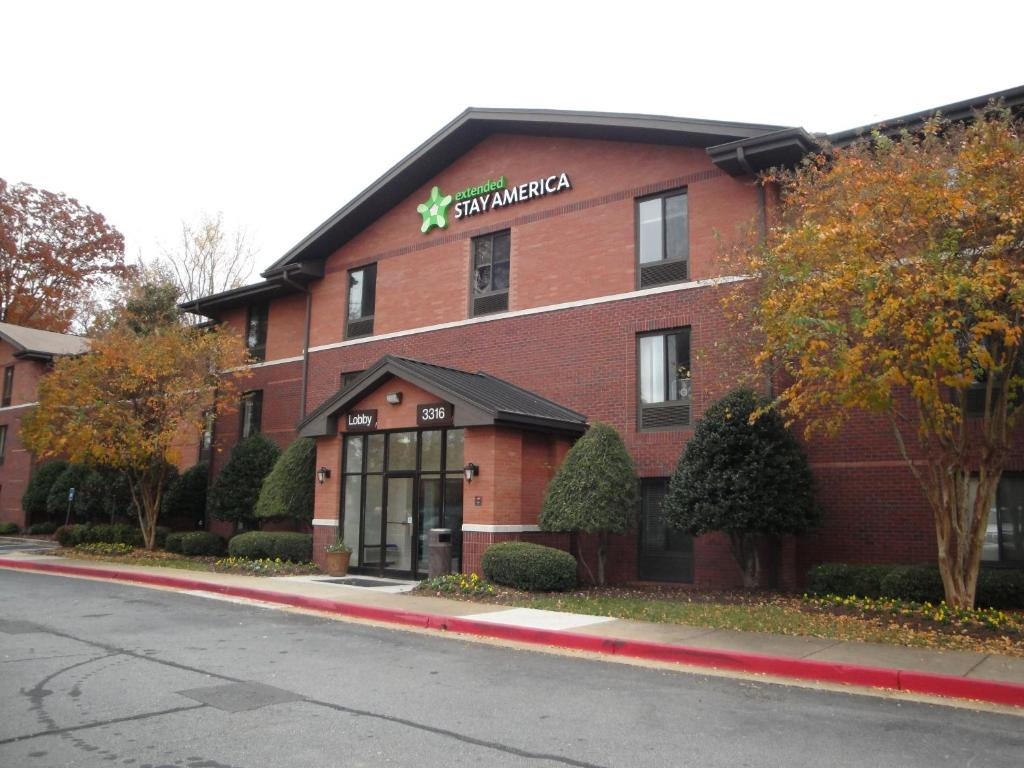 Extended Stay America Suites - Atlanta - Kennesaw Chastain Rd
