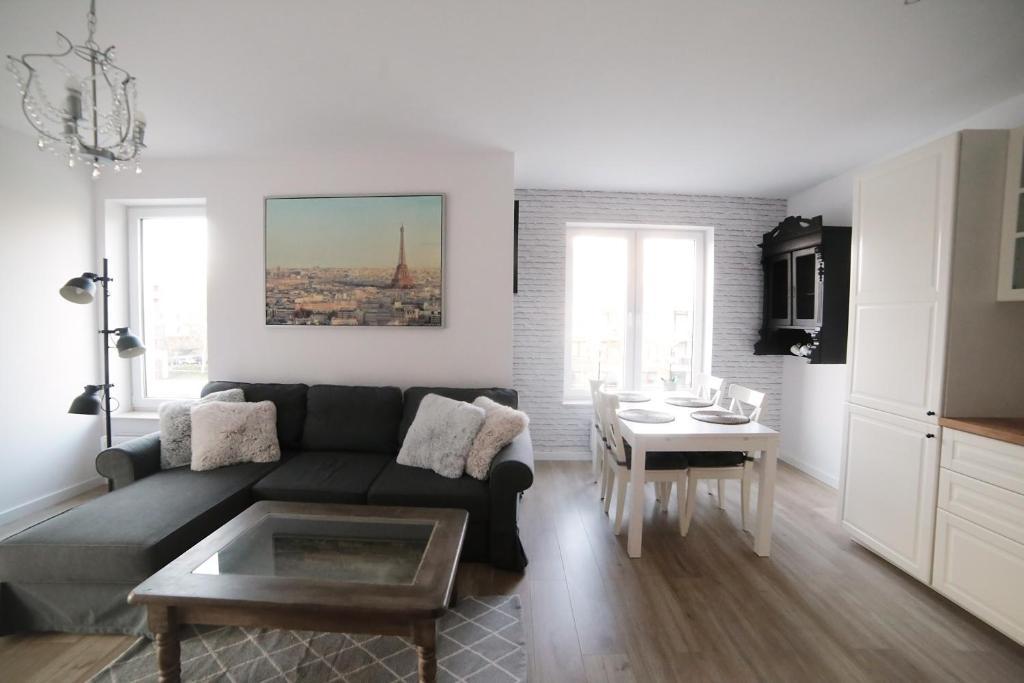 noclegi Kołobrzeg Apartament Paris