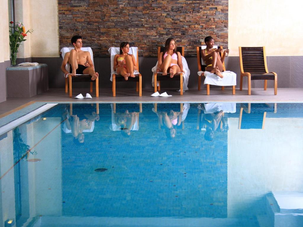 noclegi Szczyrk Hotel Elbrus Spa Wellness