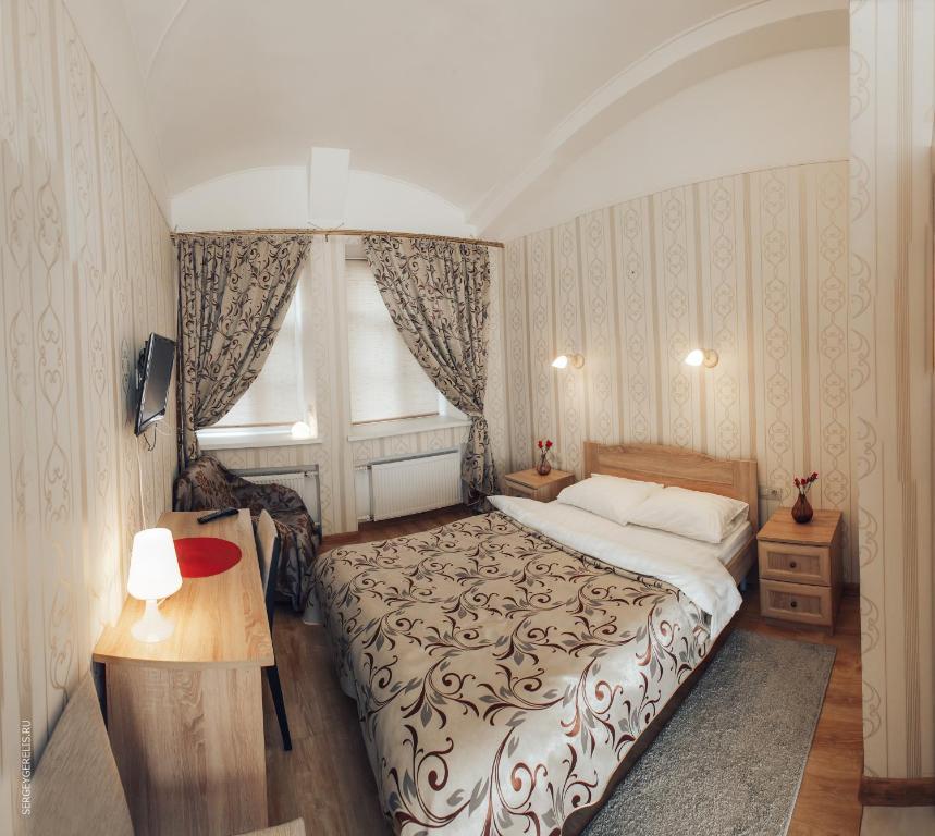 мини отель звезда в питере