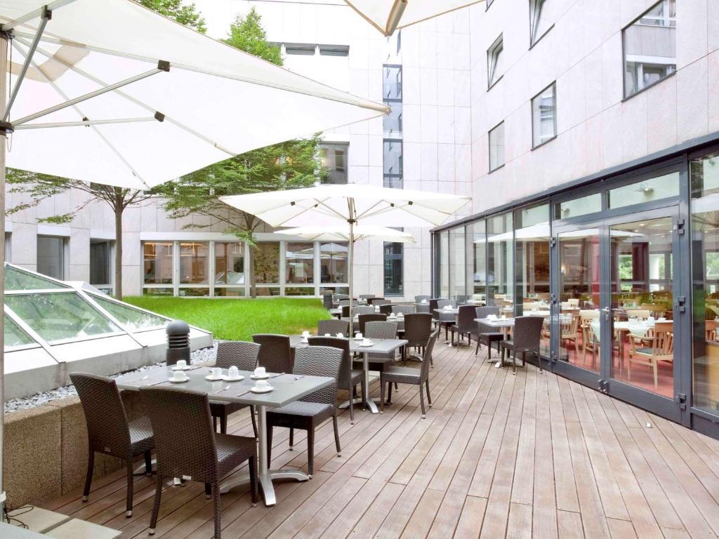 mercure hotel seestern d sseldorf r servation gratuite sur viamichelin. Black Bedroom Furniture Sets. Home Design Ideas