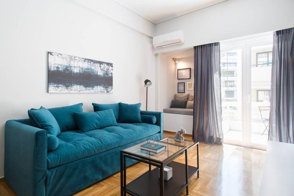 Bright Flat near the Acropolis by UPSTREET