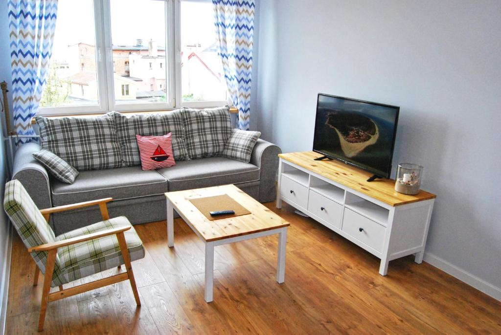 noclegi Hel HelApartamenty - Apartament Bałtyk