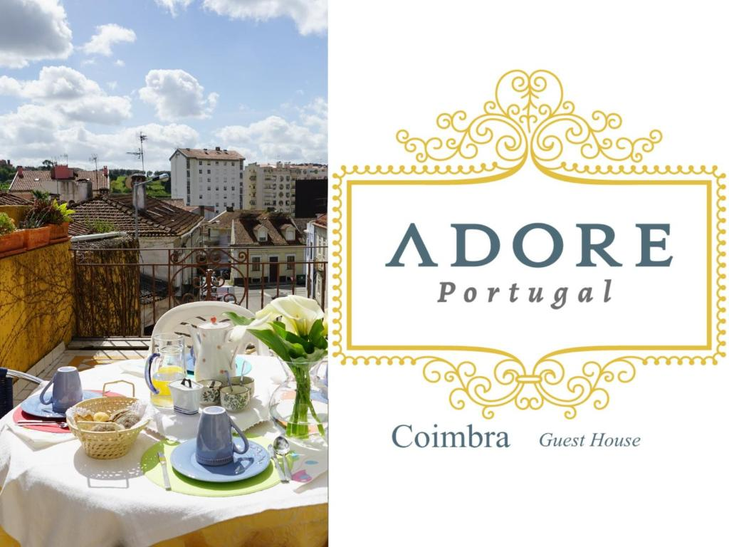 Adore Portugal Coimbra Guest House, 3030-167 Coimbra