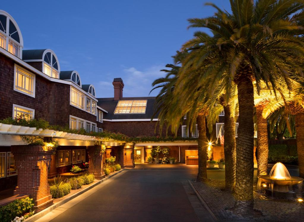 Stanford University Area Hotels