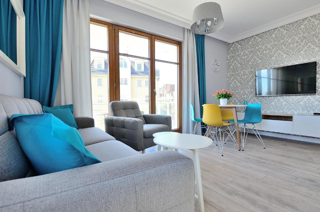 noclegi Sopot Victus Apartament Venus