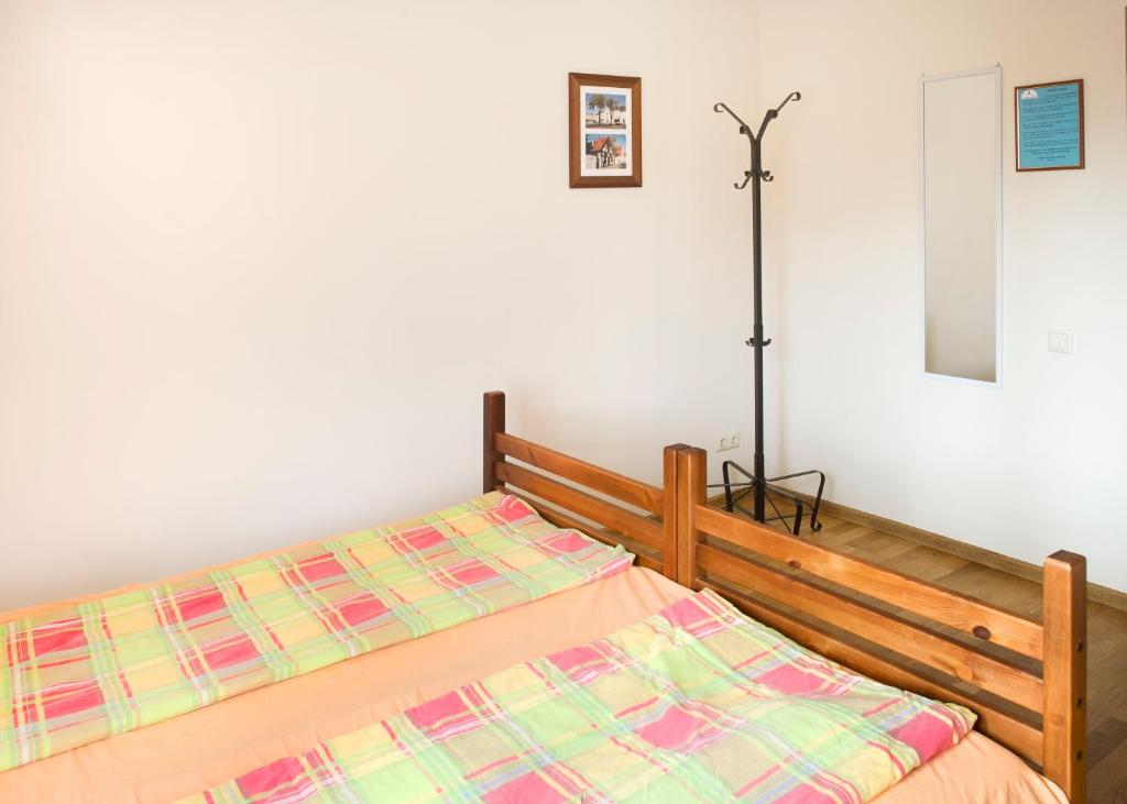 Single Room with Shared Bathroom Klaipeda Hostel