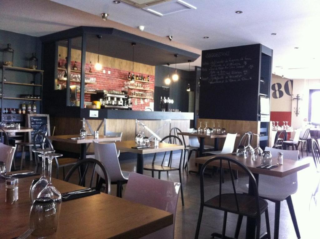 Restaurant Brit Hotel Perigny