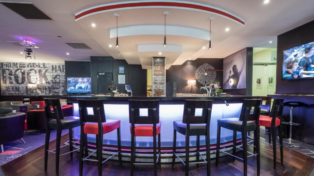 mercure strasbourg palais des congr s r servation gratuite sur viamichelin. Black Bedroom Furniture Sets. Home Design Ideas
