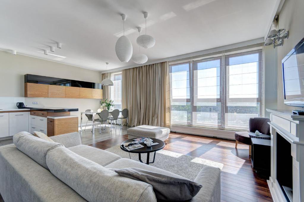 noclegi Gdynia 20th Floor Beautiful Sea Towers