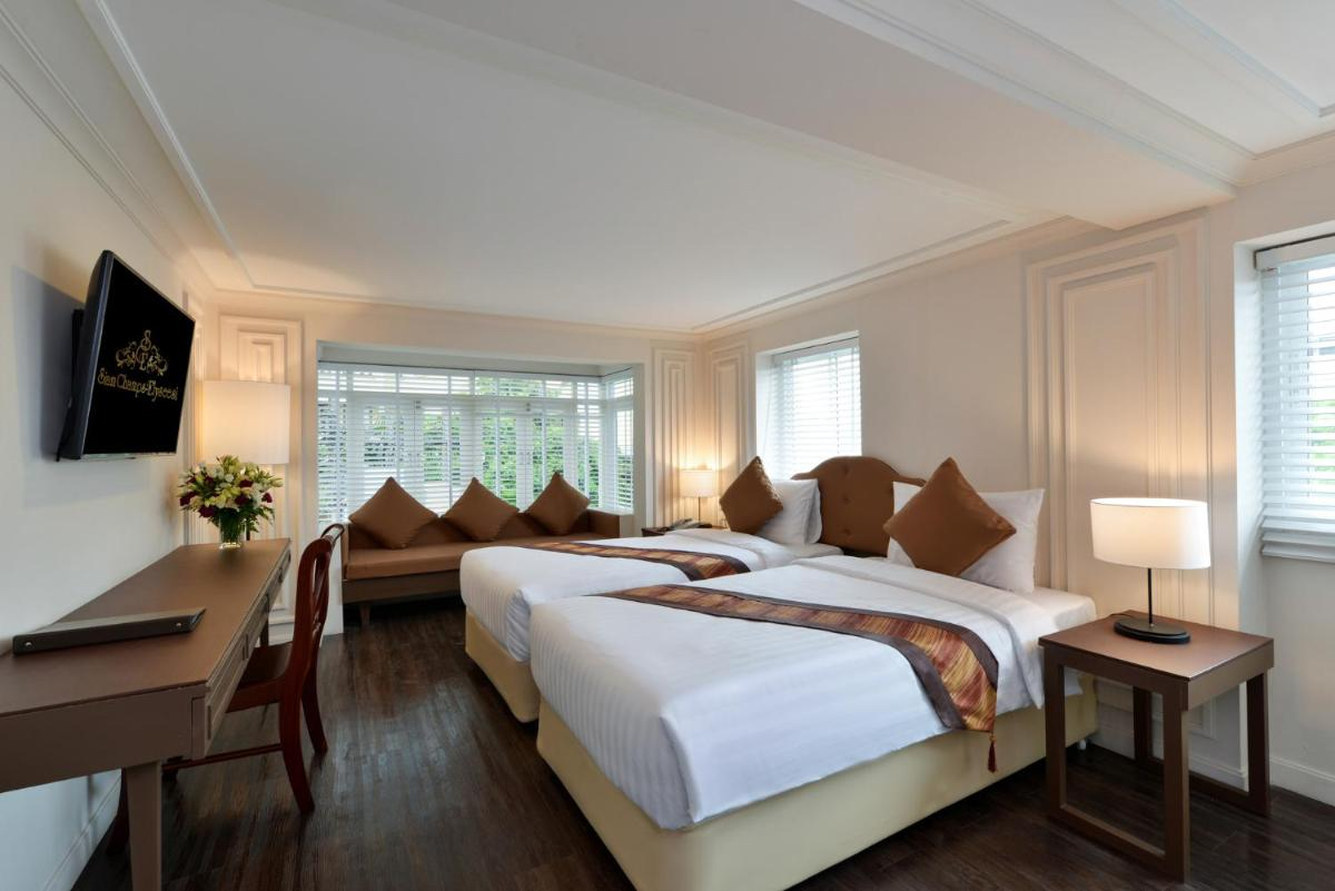 Foto - Siam Champs Elyseesi Unique Hotel