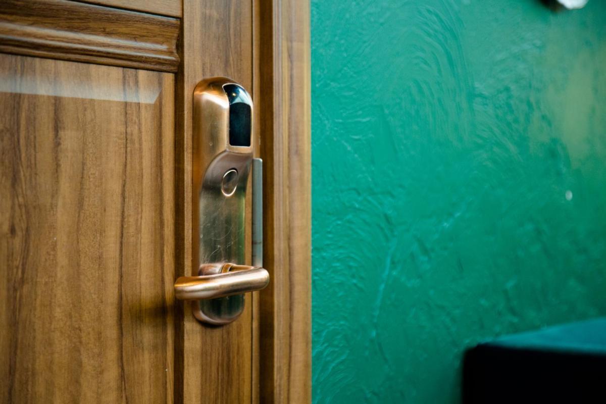 Foto - Capsule Hotel InterQUBE Tretyakovskaya