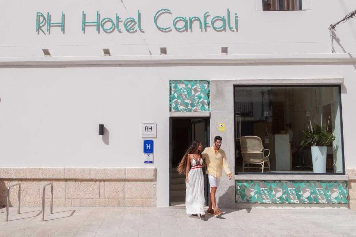 Foto - Gastrohotel Boutique RH Canfali