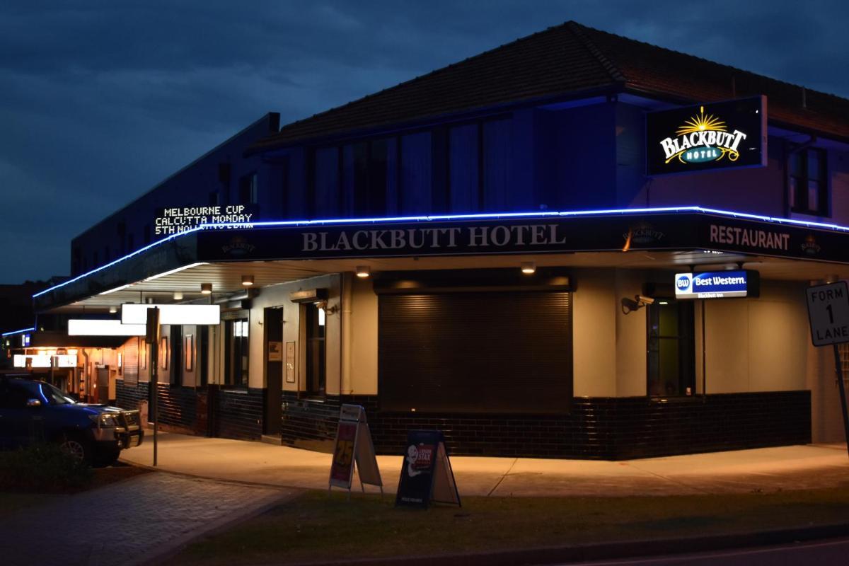 Photo - Best Western Blackbutt Inn