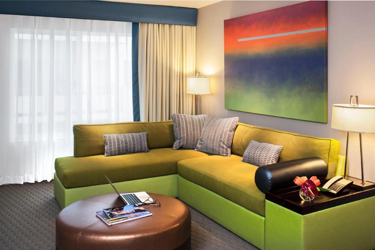 Foto - Sunset Marquis Hotel