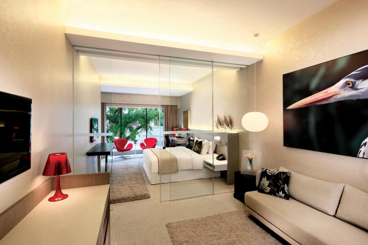 D'Hotel Singapore (SG Clean, Staycation Approved)