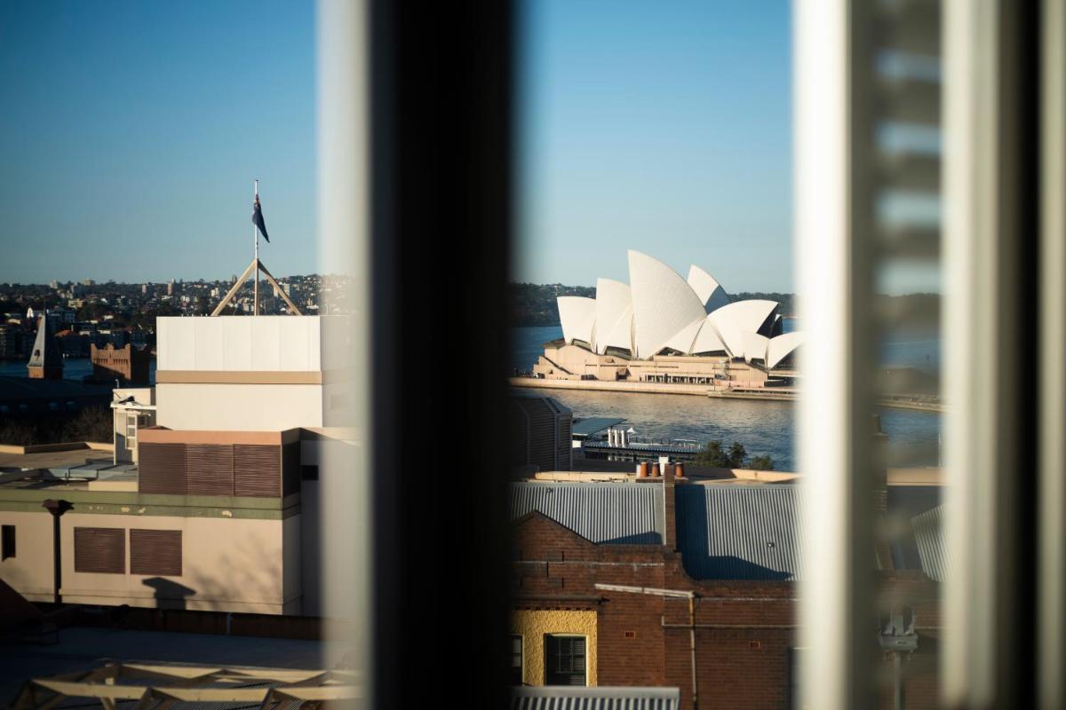 Foto - Sydney Harbour YHA