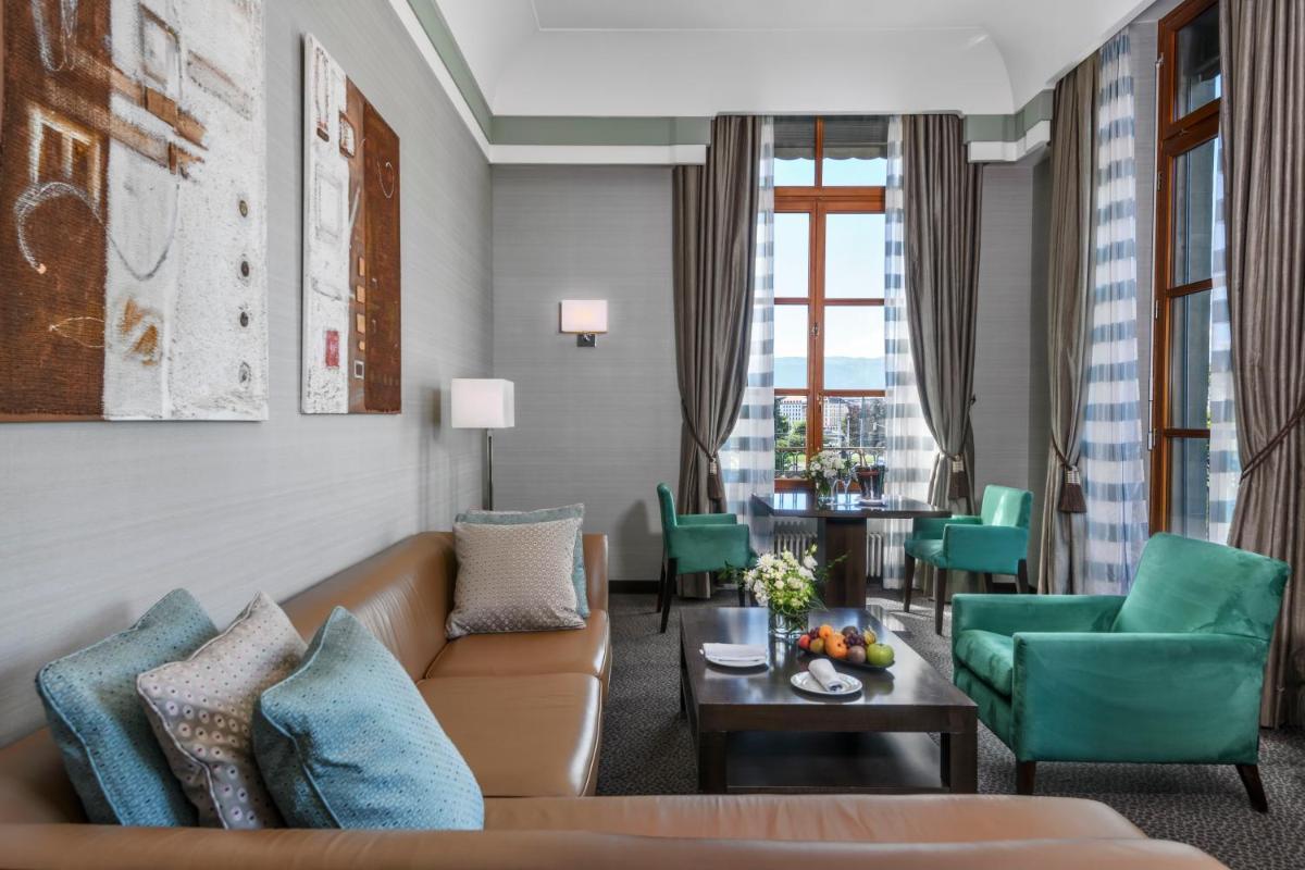 Foto - Hôtel Métropole Genève