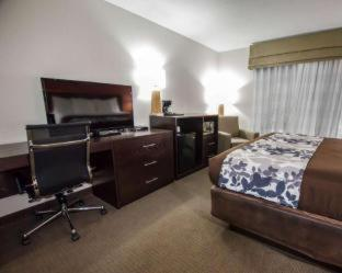 Foto - Sleep Inn & Suites And Conference Center Downtown