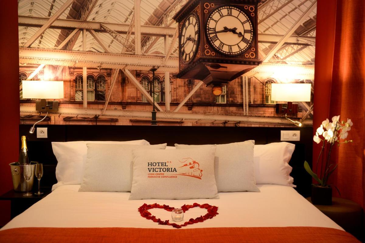 Foto - Hotel Victoria Lyon Perrache Confluence