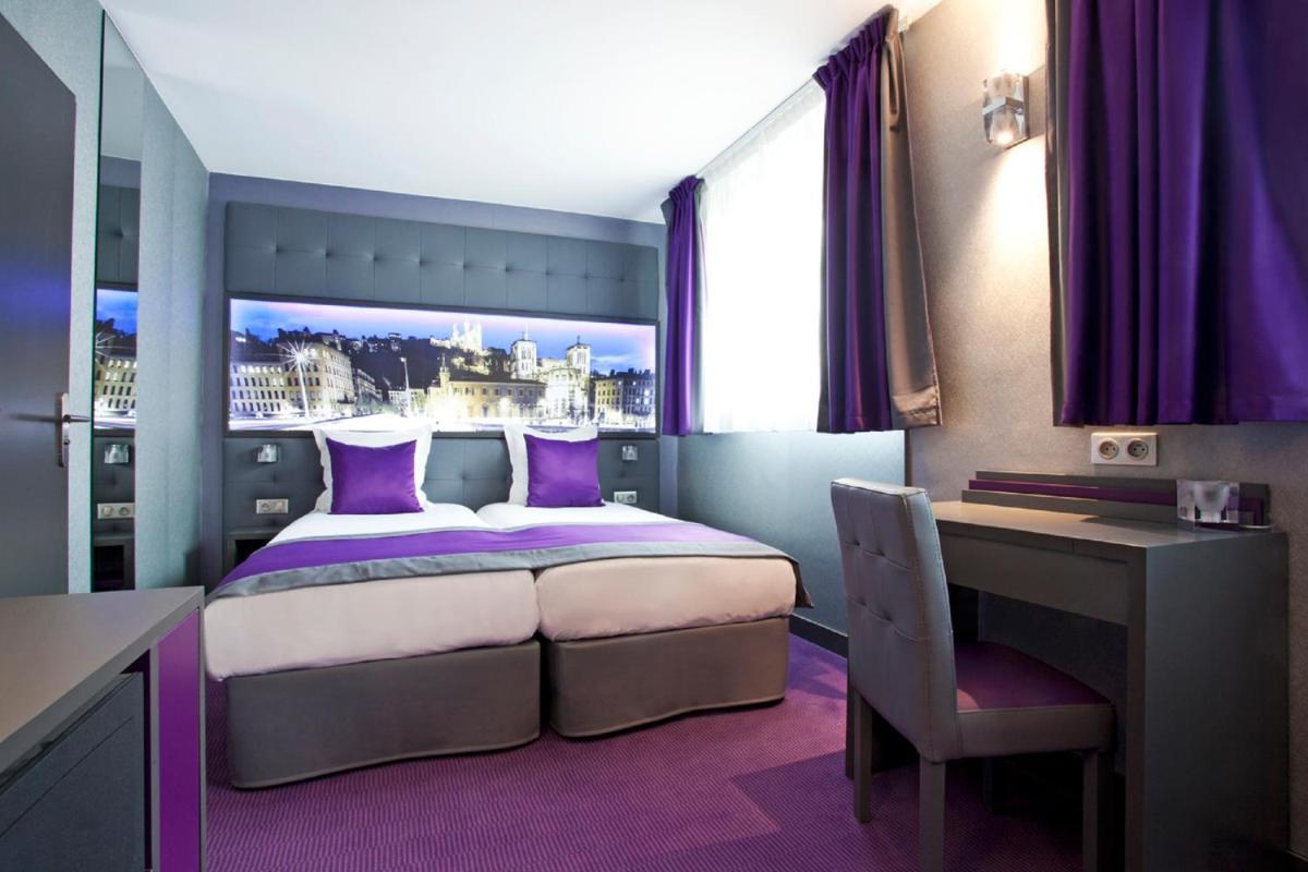 Photo - Hotel des Savoies Lyon Perrache
