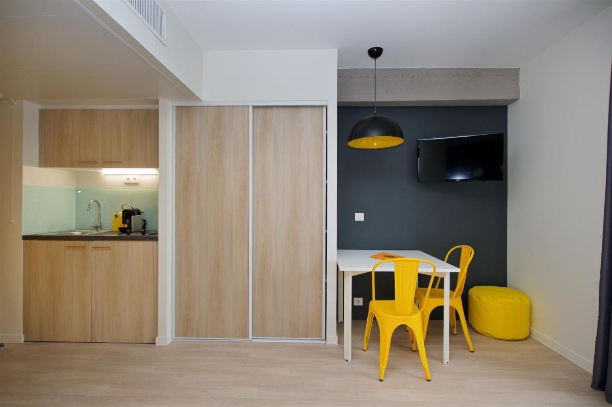 Foto - Staycity Aparthotels Rue Garibaldi