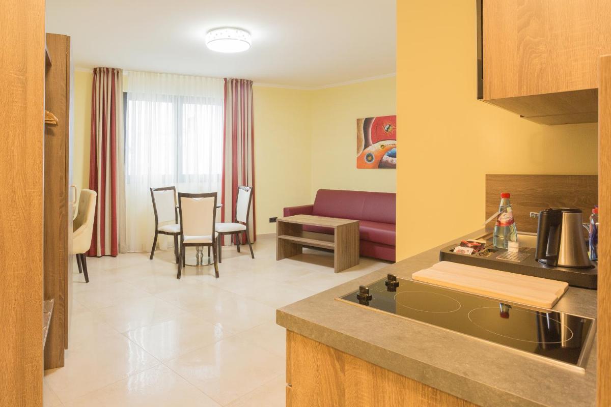 Foto - Naam Hotel & Apartment Frankfurt City-Messe Airport