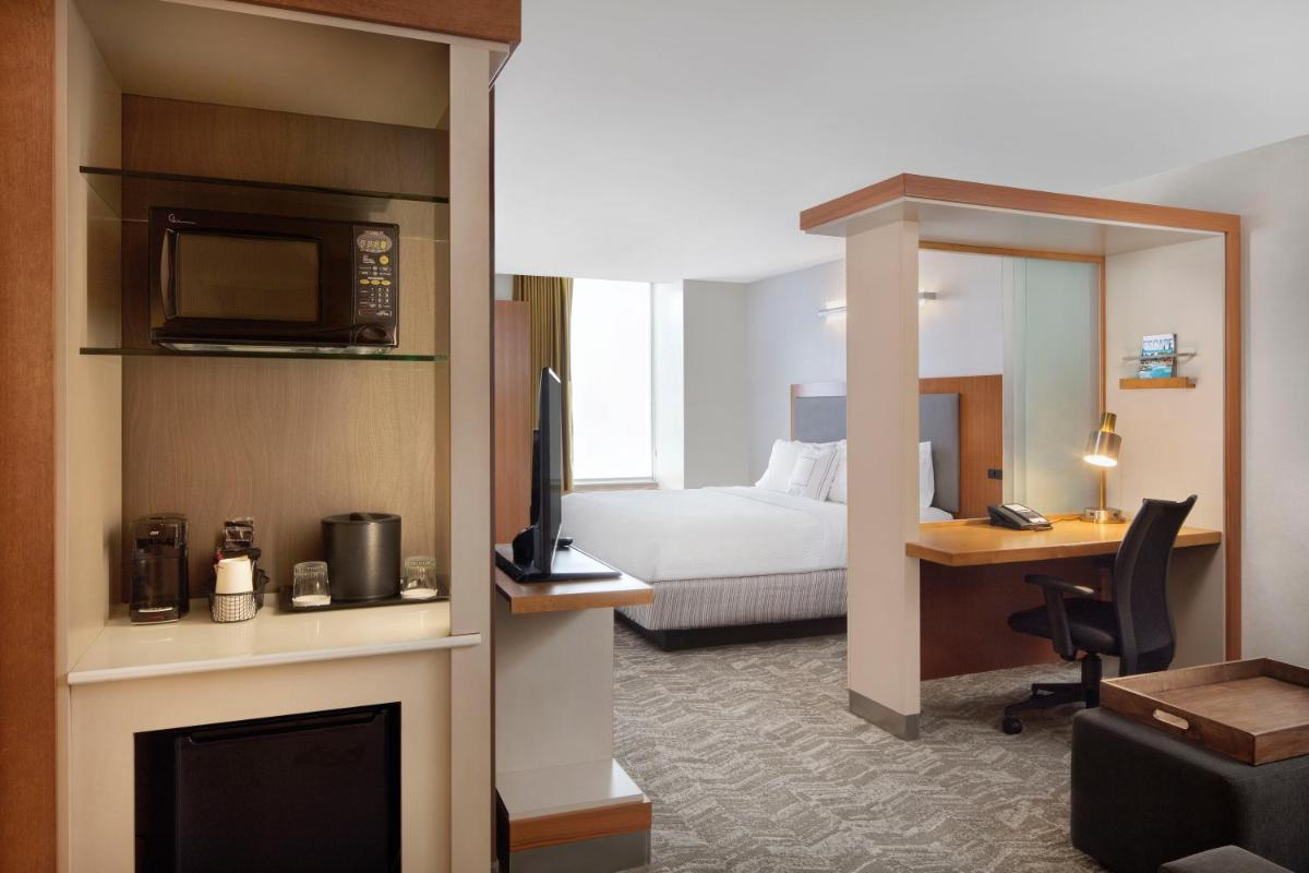 Foto - SpringHill Suites Indianapolis Downtown
