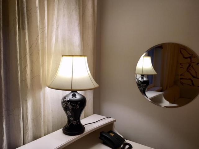 Kahden hengen huone (twin)