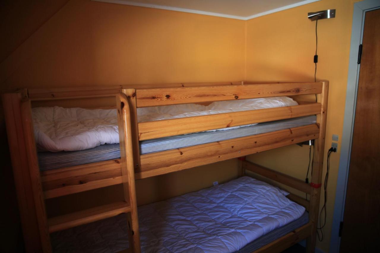 Bed in Dorm